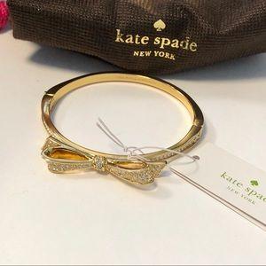 Kate spade love notes crystal bangle